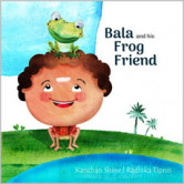 Bala and his Frog Friend