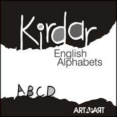 Kirdar (English Alphabets)