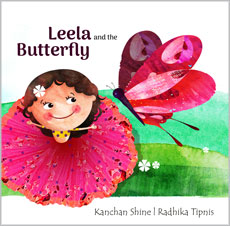 Leela and the Butterfly