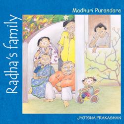 Radha's family (A set of six books)