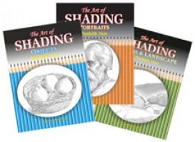 The Art of Shading Set (3 books)