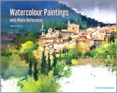 Watercolour Paintings with Photo References