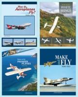Aero modelling Set (4 books)
