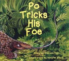 Po Tricks His Foe