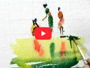 Women washing clothes - Demo by Milind Mulick
